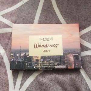 Wander Beauty - Wanderess Rush Eyeshadow Palette